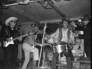 Dick Van Dyke at Harolds