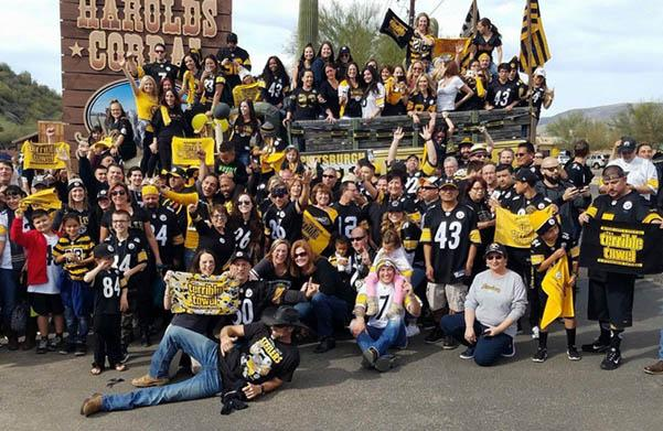 Harold s Black and Gold Zone